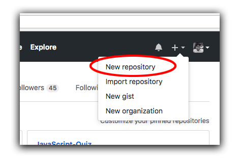 New repository arrow