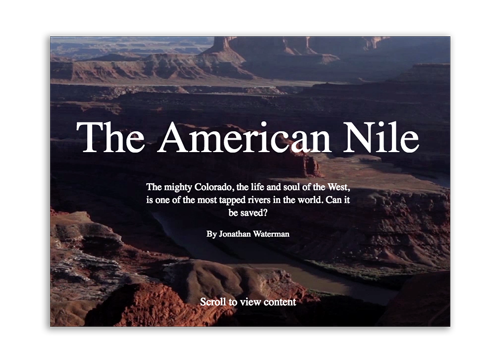 American Nile by National Geographic
