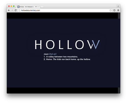 Hollow Documentary