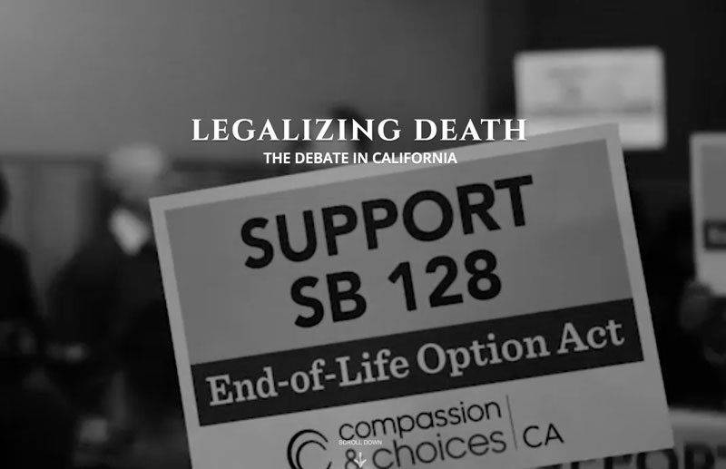 Legalizing Death