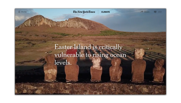 New York Times Easter Island