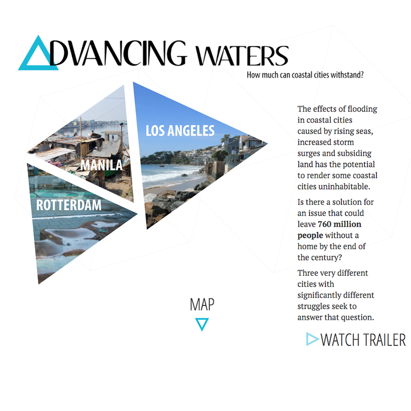Advancing Waters