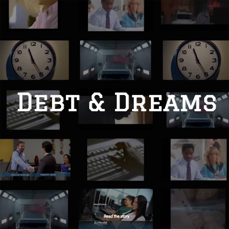 Debts and Dreams