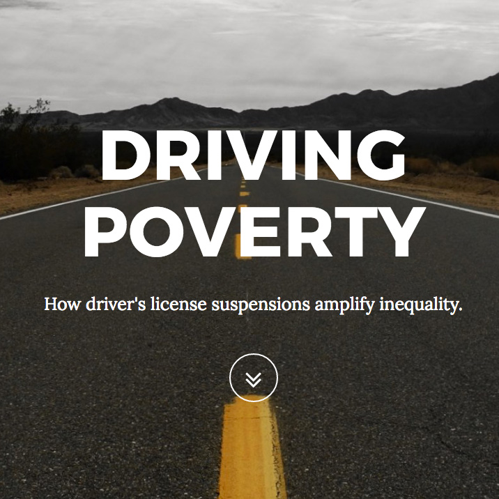 Driving Poverty