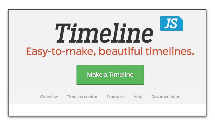 online timeline creator