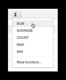 formulas tool